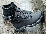 Мужские зимние ботинки Ecco, из натуральной кожи, фото 4