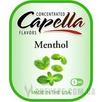 Ароматизатор Capella Menthol (Ментол), фото 2