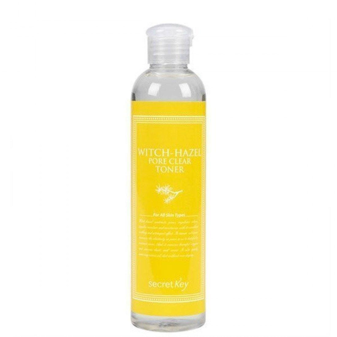 Тонер для лица Secret key Witch-Hazel Pore Clear Toner, 250 мл