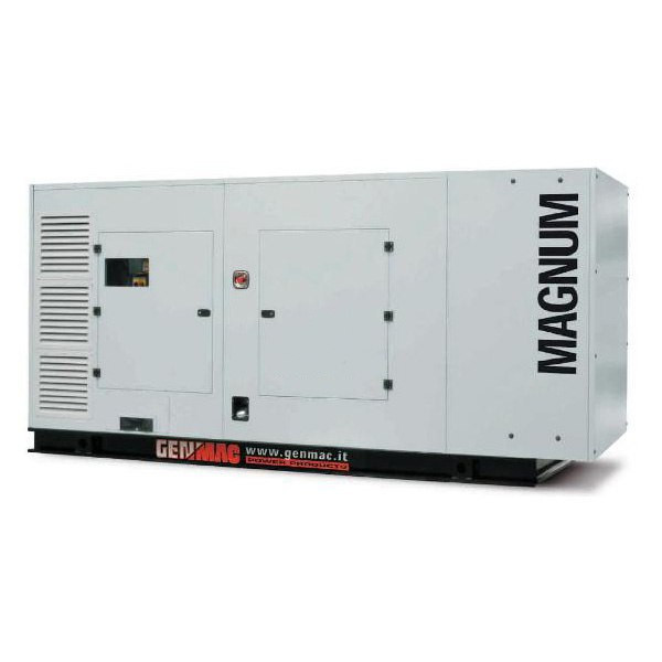 Трехфазный дизельный генератор Genmac Magnum G250JSA (275 кВа)