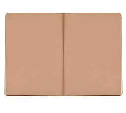 """Ежедневник А5 дат. """"Stella"""", мягк., PU, 352 стр., коричневый                              , фото 2"""