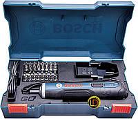 Аккумуляторная отвертка Bosch GO