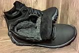 Мужские зимние ботинки Ecco, из натуральной кожи, фото 5