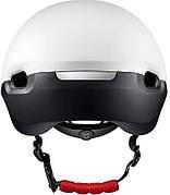 Защитный шлем Xiaomi Mi Commuter Helmet MCH01NEB (M) Белый матовый (521629)