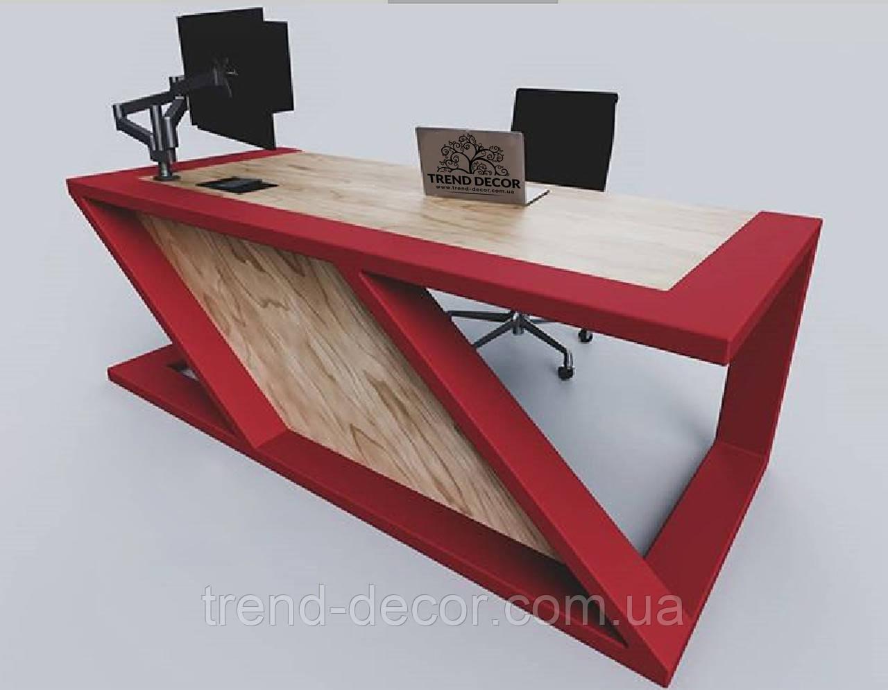 Офісний стіл керівника OS 027