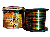 Леска Carp Expert Multicolor 1000 метров 0.25 mm