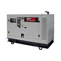 Трехфазный дизельный генератор Genmac King G60PSA (66 кВа)