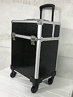Кейс для косметики БИГ (черный)