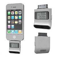 Персональный алкотестер ALT-41 для iPhone 4, iPod (alcohol tester for iPhone 4, iPod)