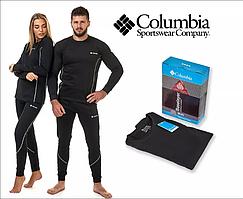 Комплект термобелье Columbia, удобный и теплый набор, премиум качество