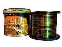 Леска Carp Expert Multicolor 1000 метров 0.30 mm