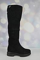 Зимние женские сапоги на толстой подошве Gotti