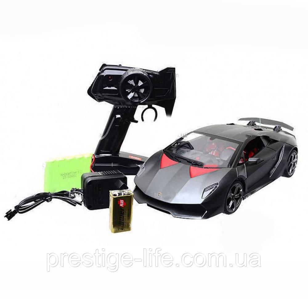 Машина на радиоуправлении Lamborghini Sesto Elemento HQ200138 Черная