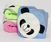 Детское полотенце Капюшон Панда