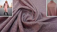 Ткань ангора софт однотонная нежно-розовая, фото 1