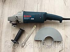 ✔️ Болгарка Bosch GWS 24-230H    230 круг, 2400Вт, фото 2