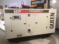 Трехфазный дизельный генератор Genmac Queen G130PSA (143 кВа)
