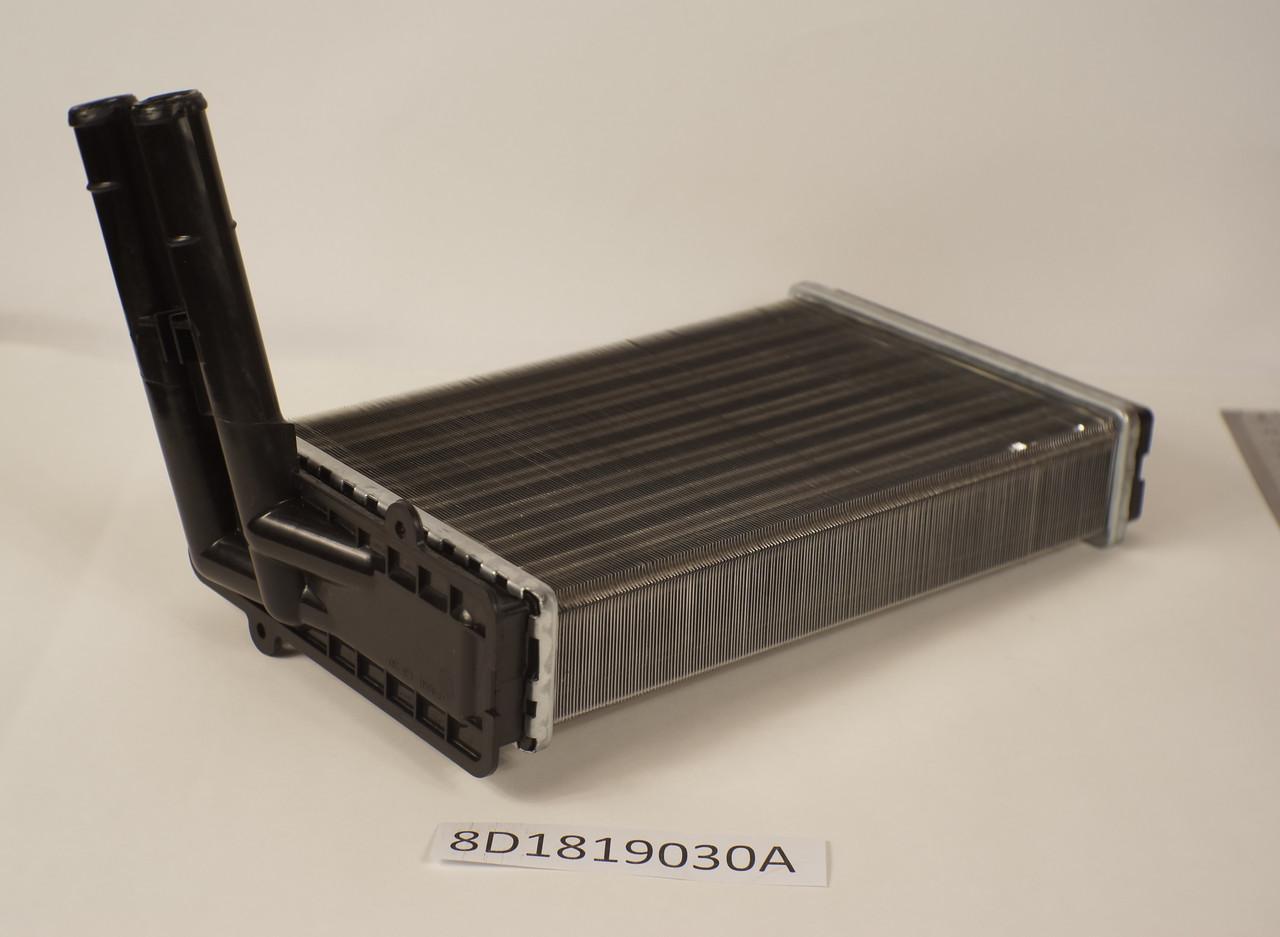 Радиатор печки Audi 80 1986-1995 (190*155мм по сотах) KEMP