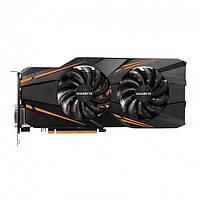 ВидеокартаGIGABYTE GeForce GTX1070 WINDFORCE OC 8G б/у