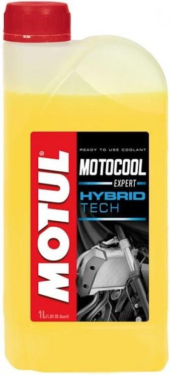 Жидкость охлаждающая для мотоцикла Motul Motocool Expert -37 C, 1л
