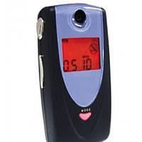Персональный алкотестер Fit 218-LC c полупроводниковым датчиком и LCD дисплеем