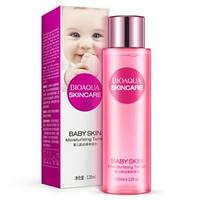 Зволожуючий засіб з алое віра і гліцерином BIOAQUA Baby Skin Toner Smooth Moisturizing, 120ml
