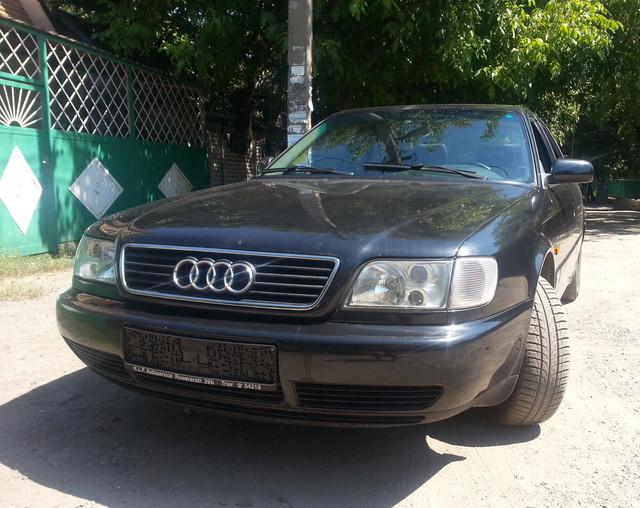 Audi A6 C4 2.8 AAH 94г. 216 т.км
