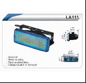 Фари протитуманні DLAA LA 111 BL/H3-12V-55W/129*46mm