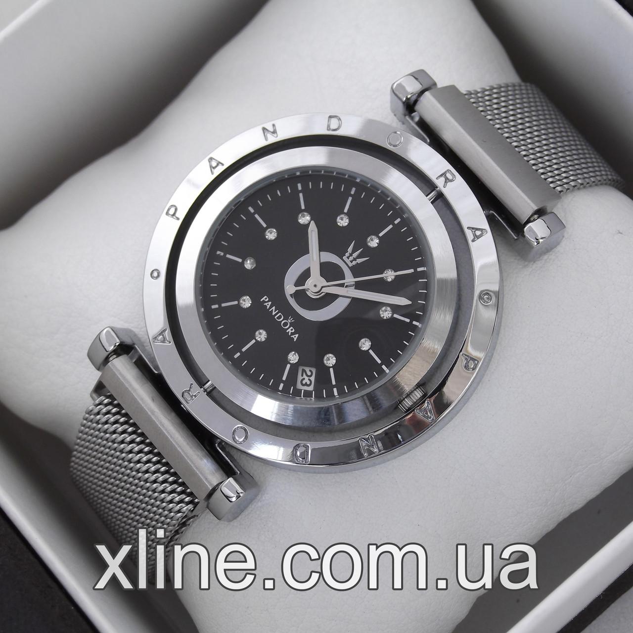 Женские наручные часы Pandora A186 на металлическом браслете