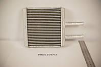 Радиатор печки Chevrolet Aveo (195*150мм плоские соты)