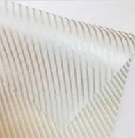 """Фетр  ламинированный для цветов 60х60 см.(20 шт.) """"Диагональ серебряная"""""""