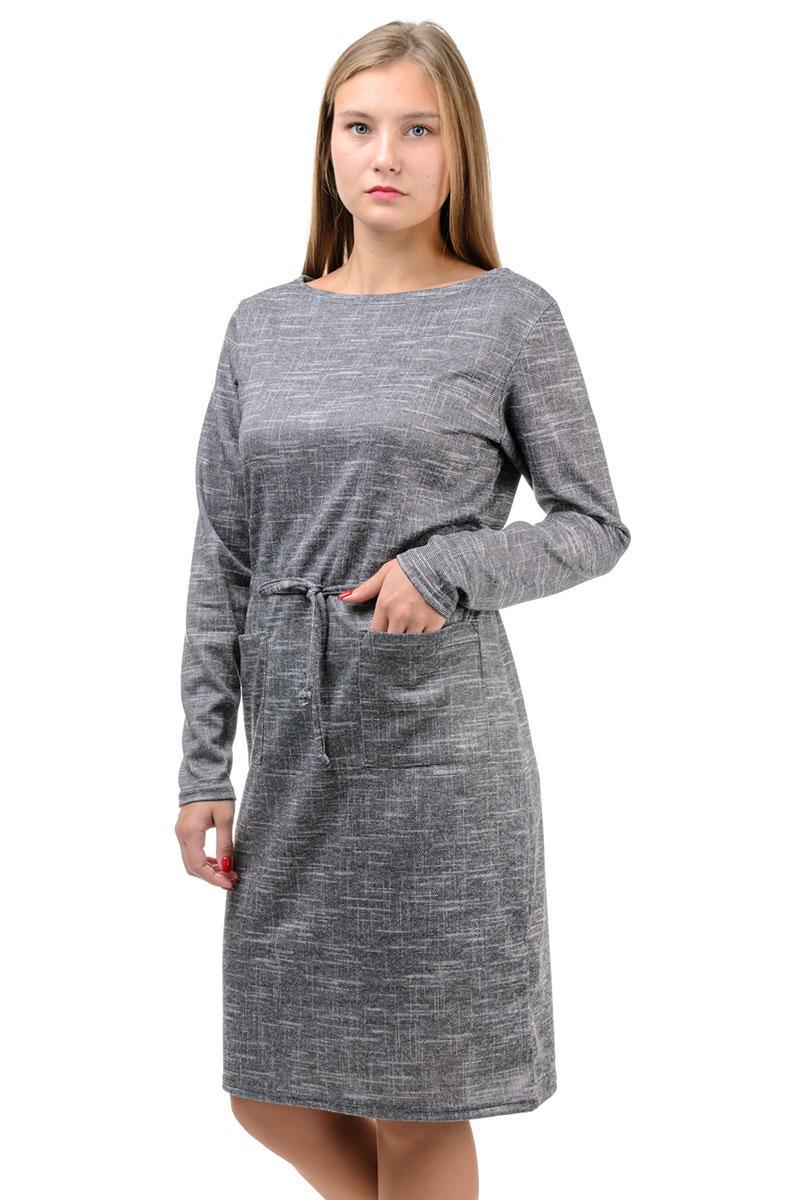 Модное платье Jessica (серый)