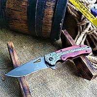 Туристический складной нож Gerber BG 210.