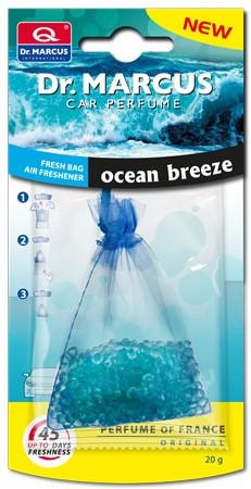Dr. Marcus Fresh Bag Ocean breeze освіжувач повітря (24шт/уп)