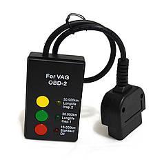 ✖Автономный прибор Lesko для сброса сервисных интервалов VAG OBD2 для диагностики автомобилей Volkswagen Audi