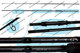 Мощная карповая удочка Shimano ALDX12300, ALIVIO DX SPESIMENT 12-300