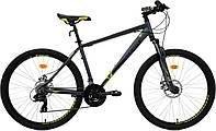 """S19ESTBB011-AU 16 Велосипед горный, 26"""" Energy 1.0 26"""" 26"""" mountain bike серый/зеленый р.16"", Серый, 165-175"