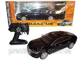 Автомобиль на радиоуправлении Audi-A7 939 Черный 1:12