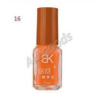 Лак для ногтей флуоресцентный. светится в темноте №16