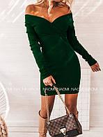 Женско красивое платье разных цветов