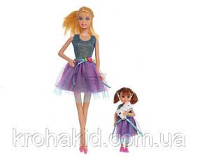 Лялька з аксесуарами для дівчинки Defa Lucy з донькою / Defa Lucy 8304, фото 2