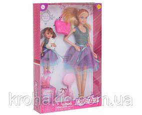 Лялька з аксесуарами для дівчинки Defa Lucy з донькою / Defa Lucy 8304, фото 3