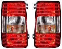 Фонарь задний для Volkswagen Caddy '04- правый (DEPO) 1/2 Door (с универсальным креплением)