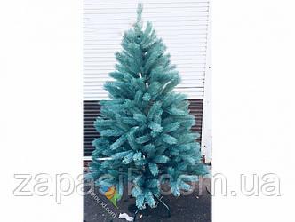 Голубая Ель Литая Искусственная 150 см Елка Новогодняя 1,5 метра