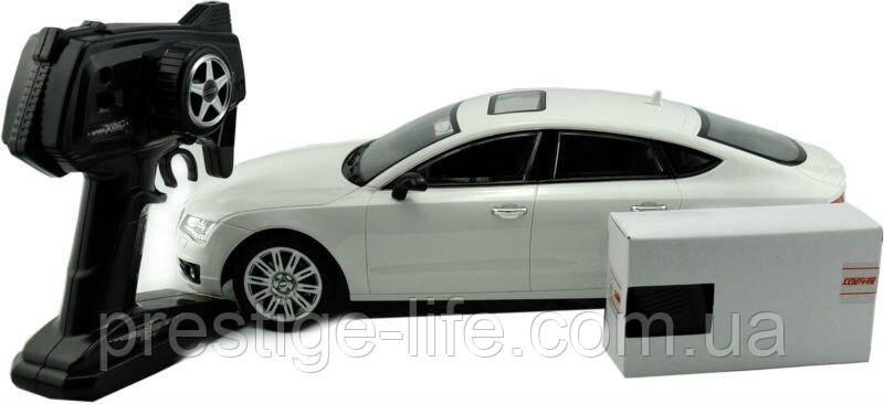 Автомобиль на радиоуправлении Audi-A7 939 Белый 1:12