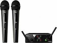 Микрофонная радиосистема AKG WMS40 Mini2 Vocal