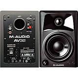 Студийные мониторы (пара) M-Audio AV32, фото 2
