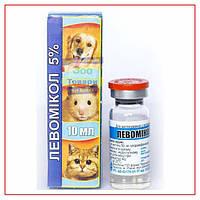 Левомикол 5% ушные капли 10 мл (Фарматон)