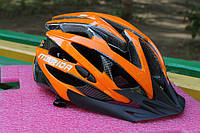 Шлем велосипедный Merida orange, фото 1