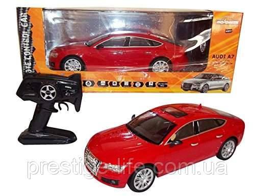 Автомобиль на радиоуправлении Audi-A7 939 Красный 1:12
